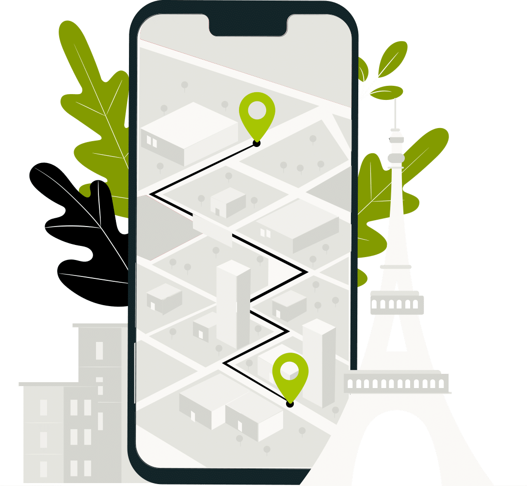 Cyclocolis | Livraison écologique à Paris